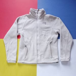 2008 Women's The North Face Fitted Fleece Zip-Up